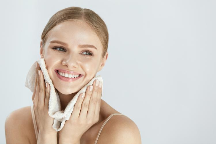 正しい洗顔について