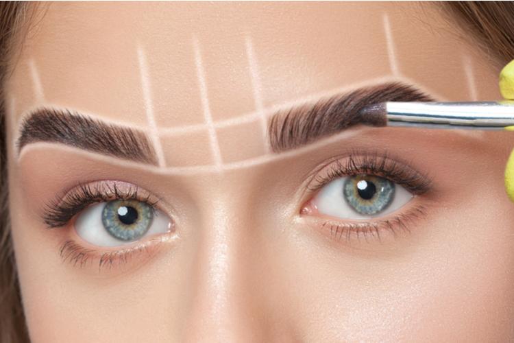印象別!眉毛の描き方