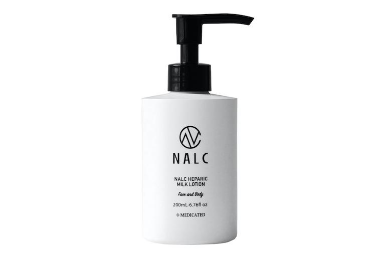 NALC 薬用 ヘパリンミルクローション