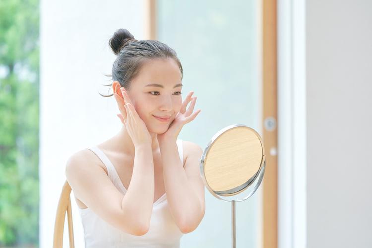 肌の乾燥によるニキビを予防するスキンケア