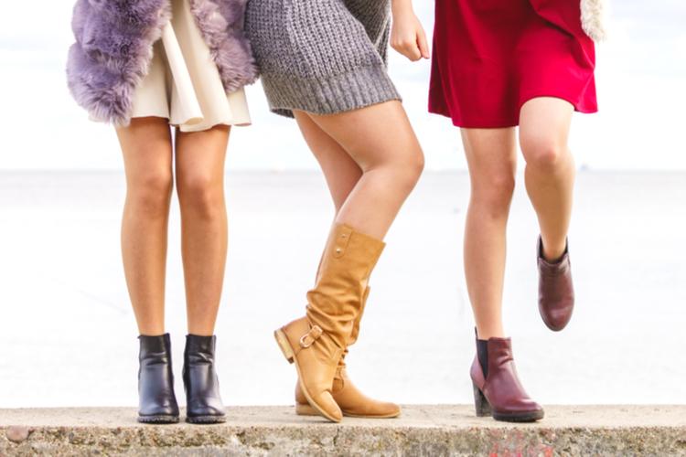 冬の脚むくみの原因とは