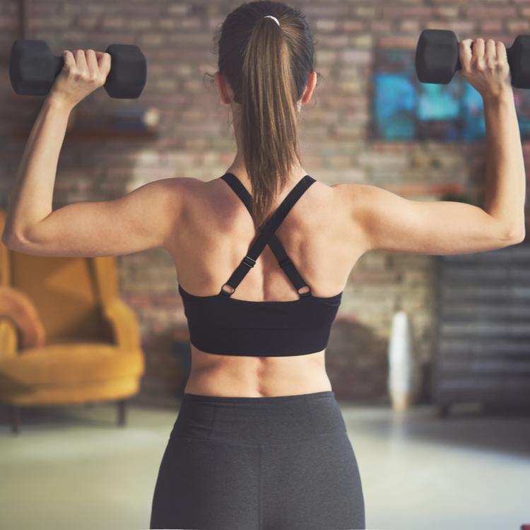 筋肉量アップに導く「3つのコツ」