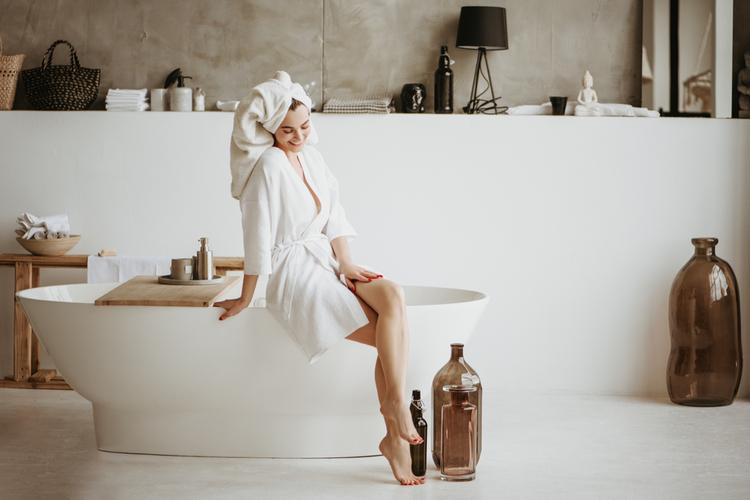 正しい入浴で疲れを癒しましょう