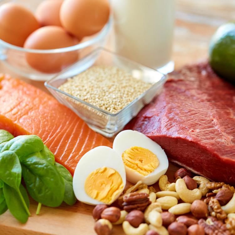 「タンパク質」をしっかり摂ること