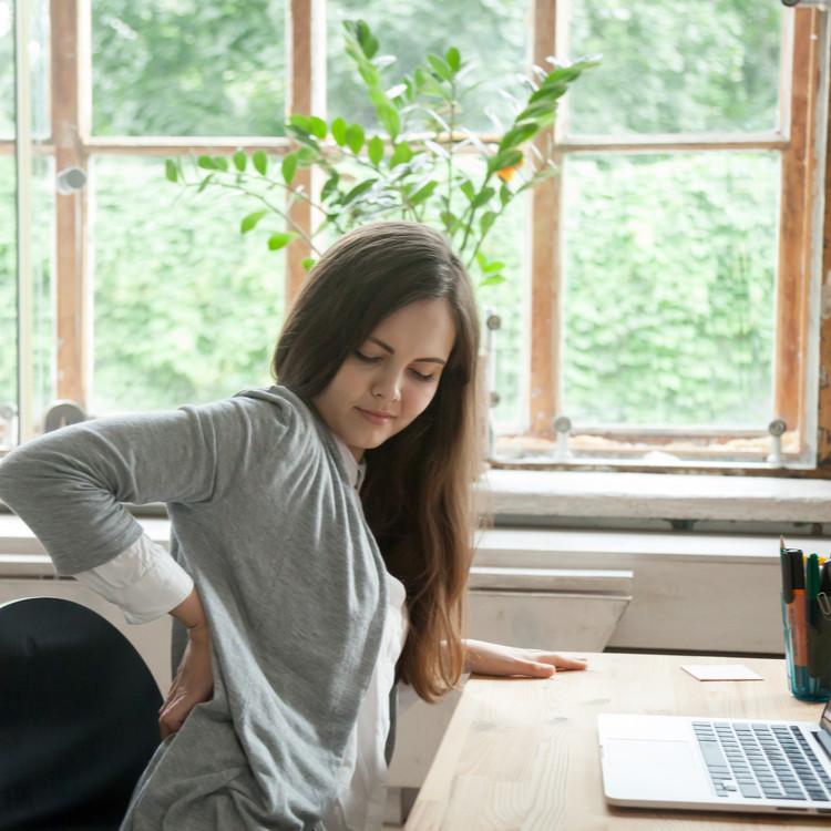 「腰の張り」と「股関節の筋肉」の関係