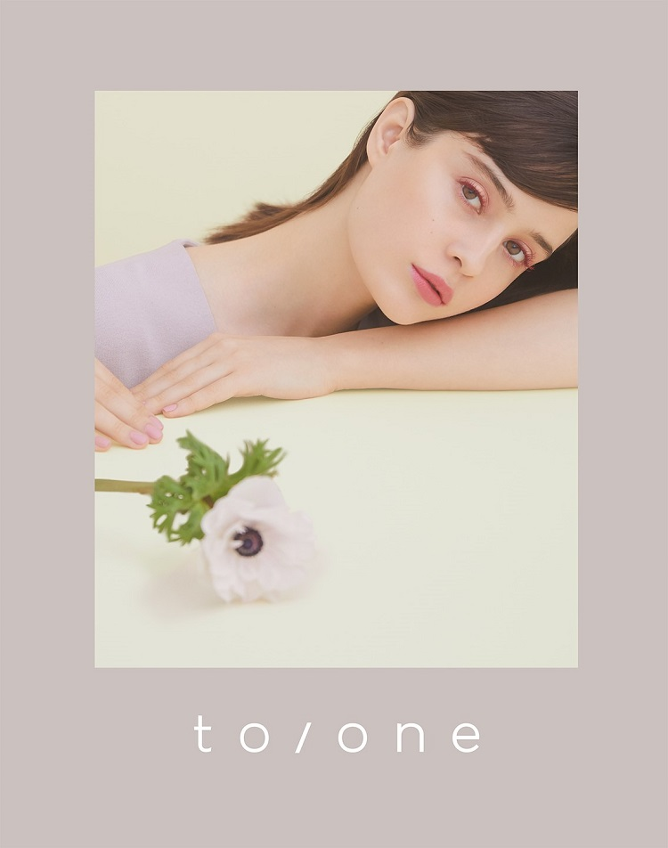 to/one(トーン)2021 SS Collection