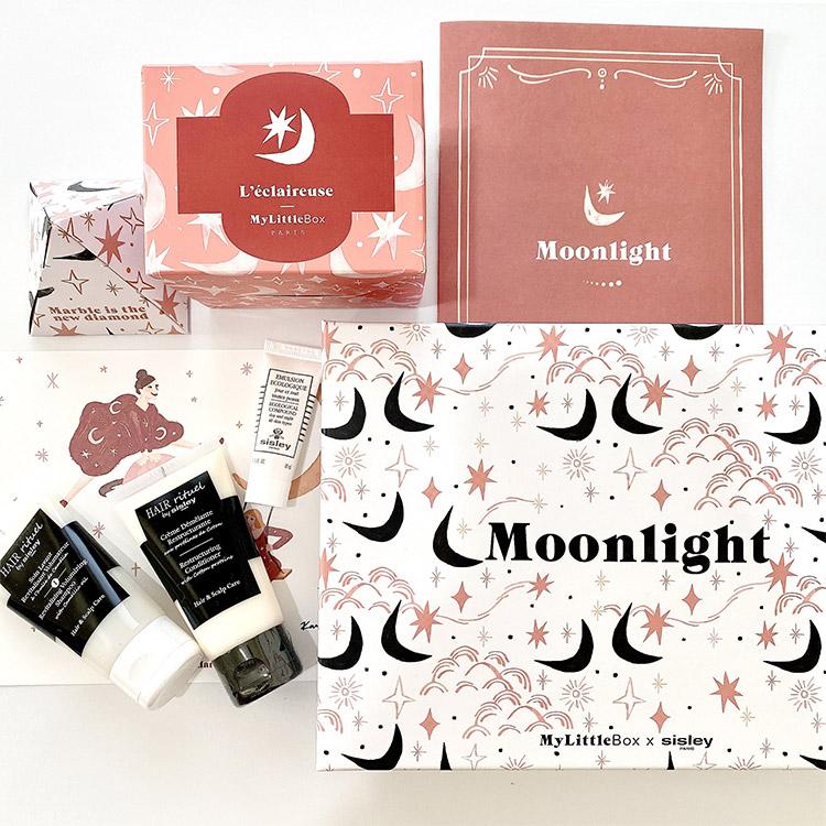 2月のテーマは「Moonlight」