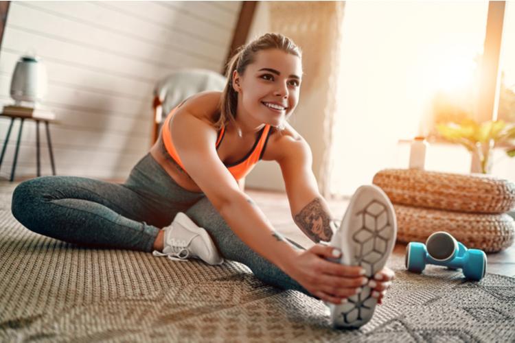 体を動かす機会が減ると体も冷えやすくなる