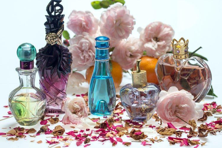 香水は4種類
