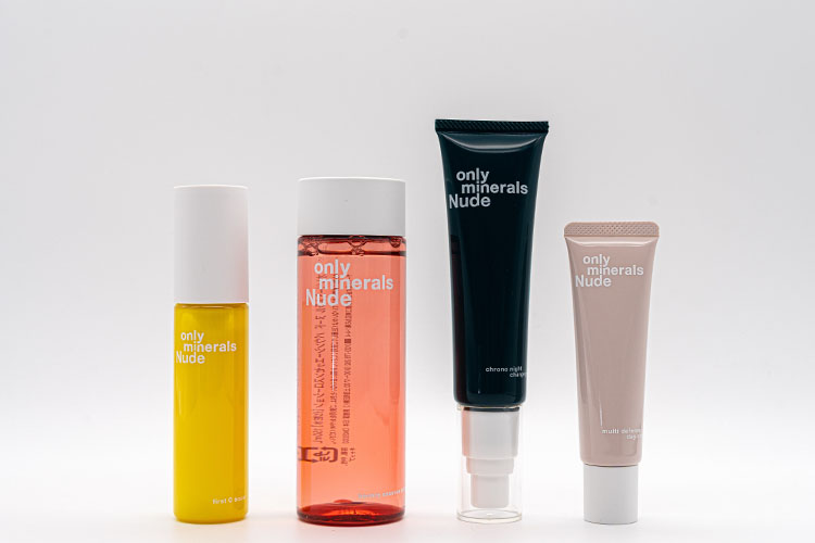 「only minerals Nude」発売