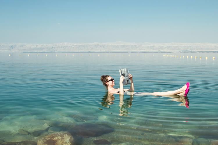 死海の塩を配合