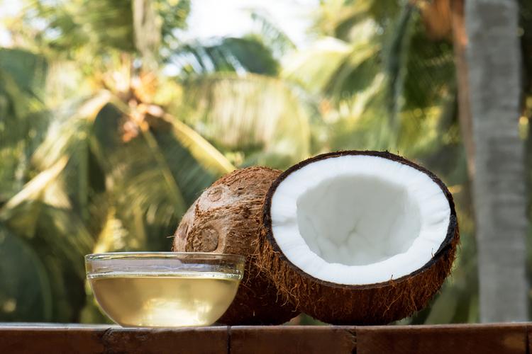 ココナッツオイルの美容効果