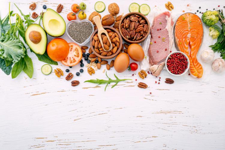 タンパク質以外の栄養もバランスよく摂る