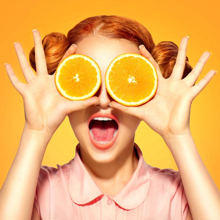 オレンジメイクって?