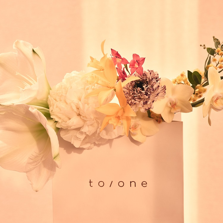 to/one(トーン)2021春新作