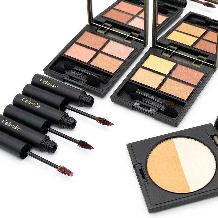 Celvoke(セルヴォーク) 2021 Summer Makeup Collection「New golden abundance」【2021年4月14日(水)】