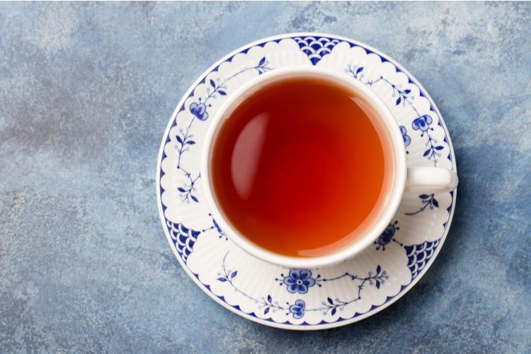 お茶・珈琲でごまかす