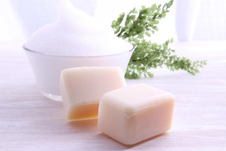 固形石鹸がおすすめな方はどんな肌?