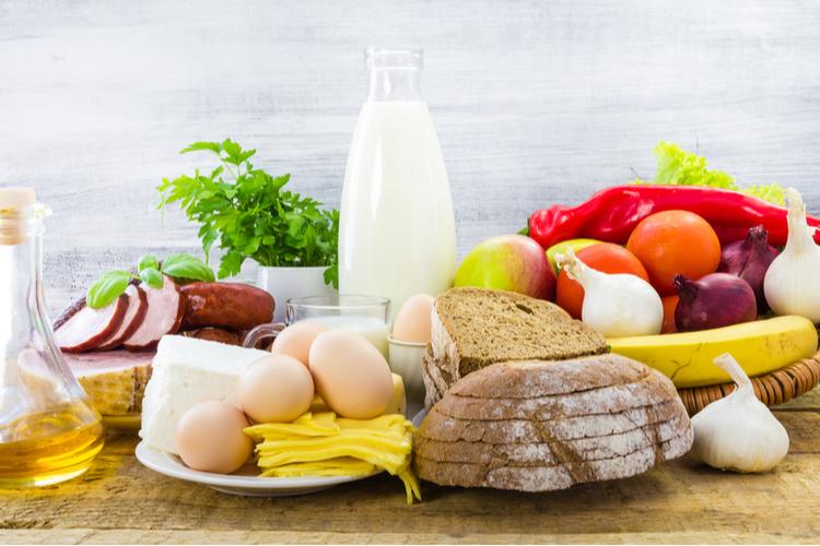 乳製品などの動物性食品はOKなのがベジタリアン