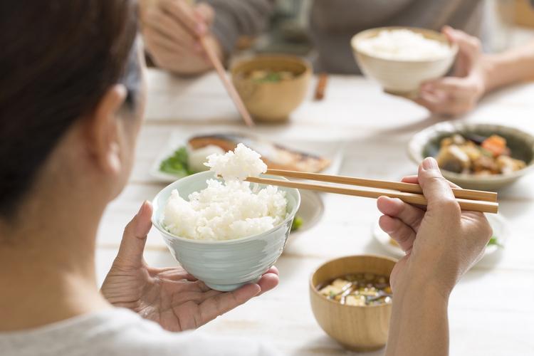 「日本食」が理想的?