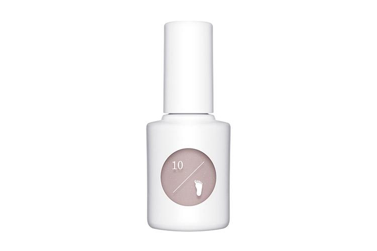 10/pedi(ペディブンノジュウ)Rose quartz