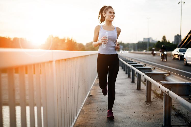 適度な運動を習慣にする