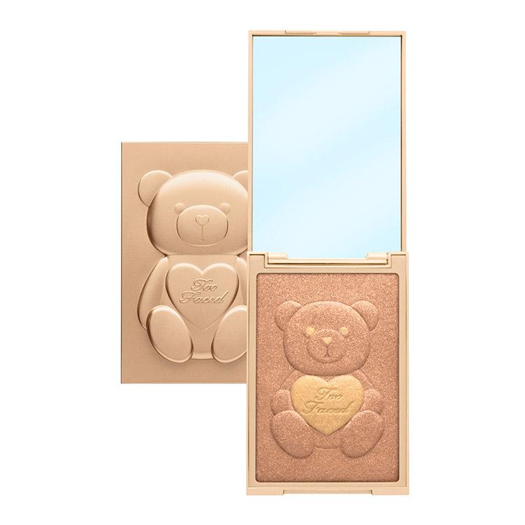 クマデザインのゴールドパッケージ