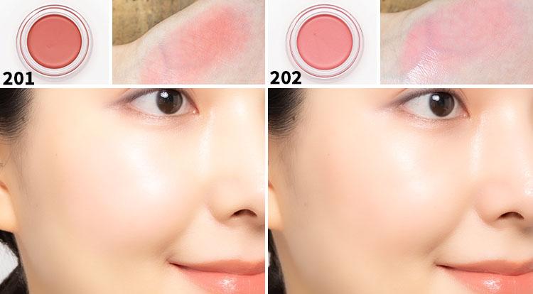 201 Warmth's Magic・202 Joyful in Pink