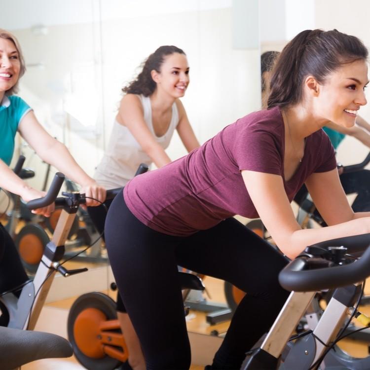 脂肪燃焼に適した運動強度