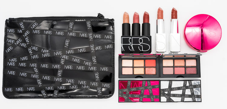 NARS HOLIDAY 2021 COLLECTION「STYLE. UNWRAPPED.」