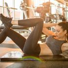 ターゲットは下腹部!痩せにくいお腹の脂肪には「足上げ腹筋」が効果的